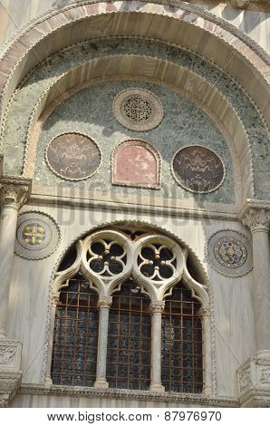 Part Of Saint Mark Basilica
