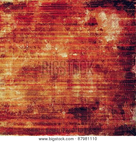 Vintage spotted textured background. With different color patterns: purple (violet); red (orange); brown; pink