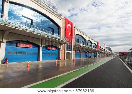 Istanbul Park Racing Circuit
