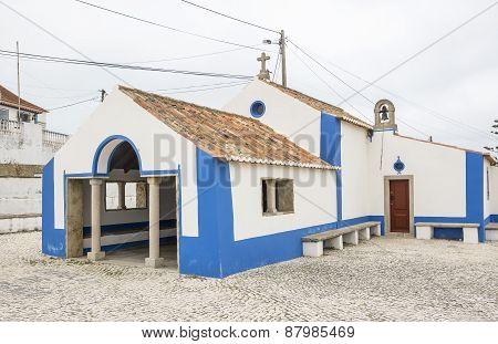 Chapel of São Lourenço - Azenhas do Mar, Sintra, Portugal