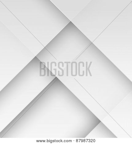 White paper material design wallpaper