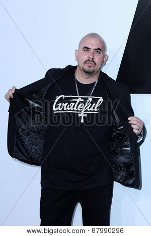 LOS ANGELES - FEB 1:  Noel Gugliemi at the