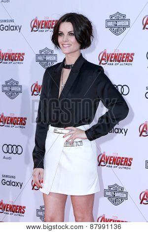 LOS ANGELES - FEB 13:  Jaimie Alexander at the