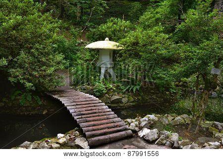Japanese Garden Georgia Batumi