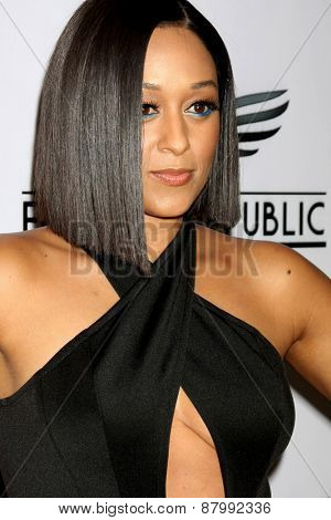 LOS ANGELES - FEB 13:  Tia Mowry at the
