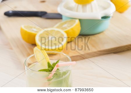 Lemonade Just Squeeze