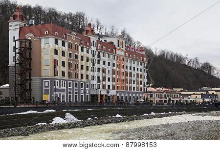 Mercure Hotel.