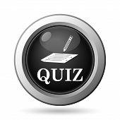pic of quiz  - Quiz icon - JPG