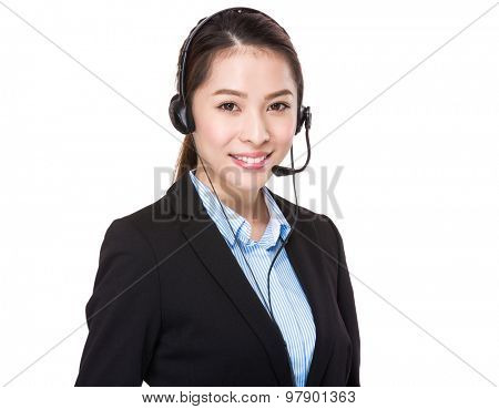 Telemarketing assistant