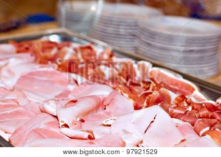 Assorted Cold Cuts
