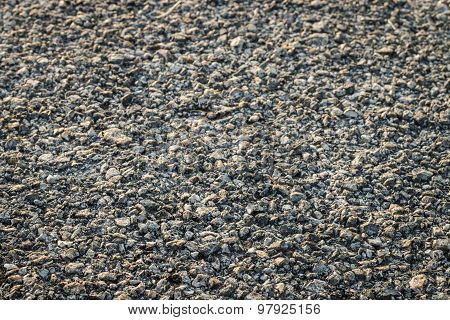Gravel Texture. Pattern Background.