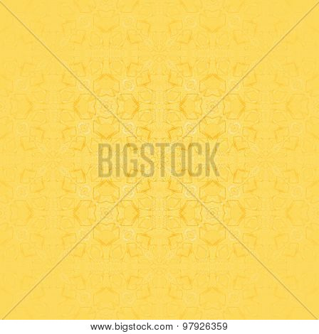 Seamless pattern yellow