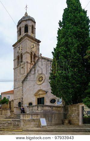 Church Of St. Nicholas, Cavtat