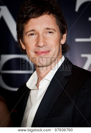 MOSCOW, RUSSIA, SEPTEMBER, 6: Director Paul W.S. Anderson. Premiere of the movie