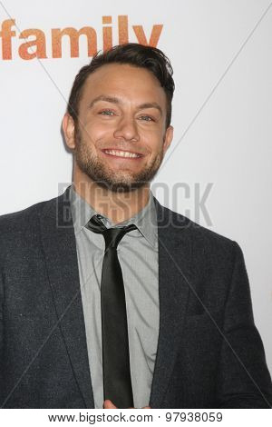 , LOS ANGELES - AUG 4:  Jonathan Sadowski at the ABC TCA Summer Press Tour 2015 Party at the Beverly Hilton Hotel on August 4, 2015 in Beverly Hills, CA