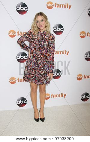 LOS ANGELES - AUG 4:  Jenny Mollen at the ABC TCA Summer Press Tour 2015 Party at the Beverly Hilton Hotel on August 4, 2015 in Beverly Hills, CA