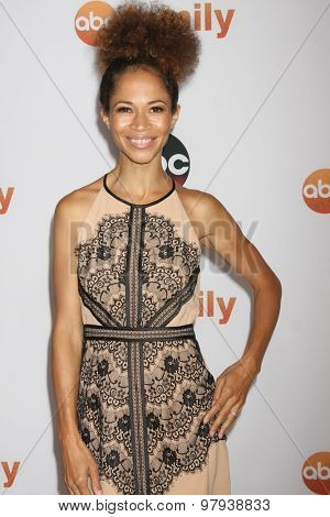 LOS ANGELES - AUG 4:  Sherri Saum at the ABC TCA Summer Press Tour 2015 Party at the Beverly Hilton Hotel on August 4, 2015 in Beverly Hills, CA