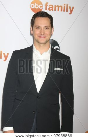 LOS ANGELES - AUG 4:  Matt McGorry at the ABC TCA Summer Press Tour 2015 Party at the Beverly Hilton Hotel on August 4, 2015 in Beverly Hills, CA