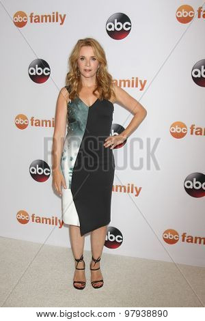 , LOS ANGELES - AUG 4:  Lea Thompson at the ABC TCA Summer Press Tour 2015 Party at the Beverly Hilton Hotel on August 4, 2015 in Beverly Hills, CA