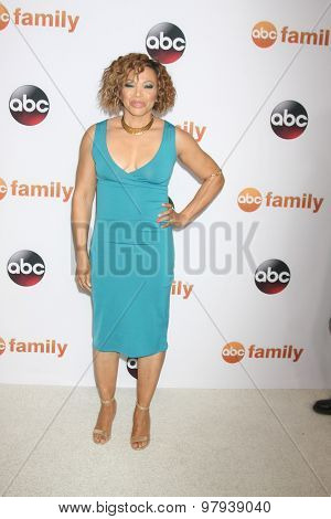 LOS ANGELES - AUG 4:  Tisha Campbell-Martin at the ABC TCA Summer Press Tour 2015 Party at the Beverly Hilton Hotel on August 4, 2015 in Beverly Hills, CA