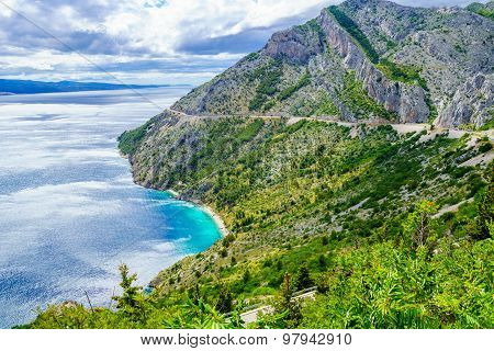 Omis And Makarska Riviera, Croatia