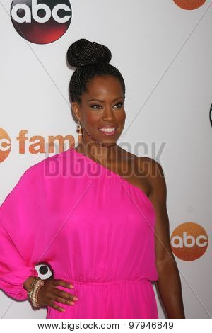 LOS ANGELES - AUG 4:  Regina King at the ABC TCA Summer Press Tour 2015 Party at the Beverly Hilton Hotel on August 4, 2015 in Beverly Hills, CA