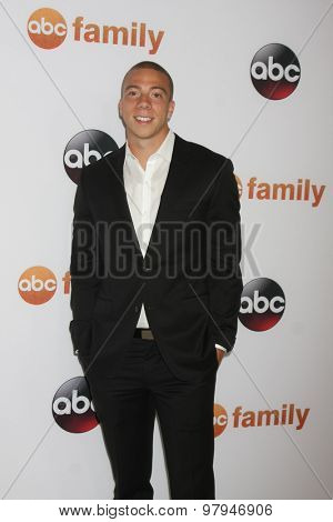 LOS ANGELES - AUG 4:  Matt Murray at the ABC TCA Summer Press Tour 2015 Party at the Beverly Hilton Hotel on August 4, 2015 in Beverly Hills, CA