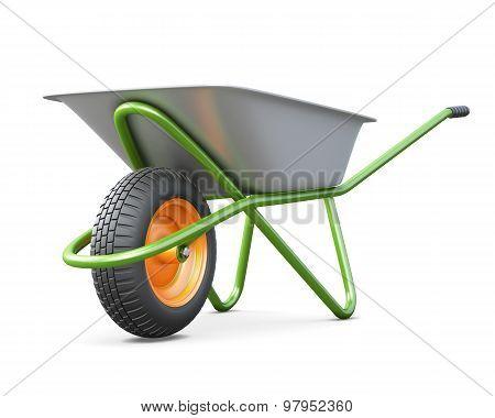 Wheelbarrow Close-up