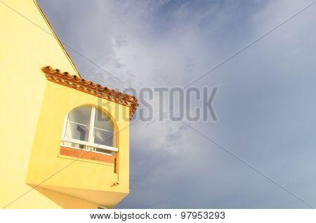 Buildings In Port Leucate