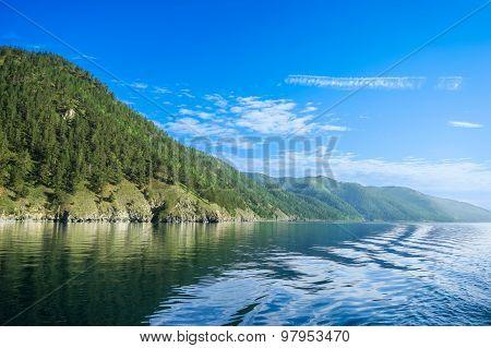 Baikal Lake Coast