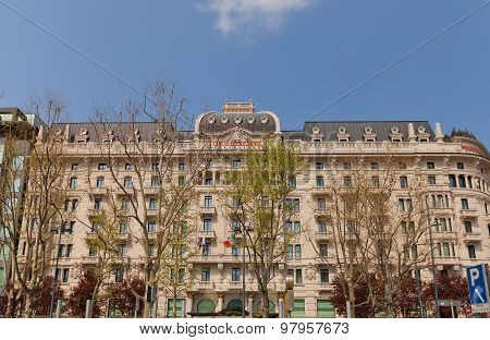 Excelsior Hotel Gallia (1932) In Milan, Italy
