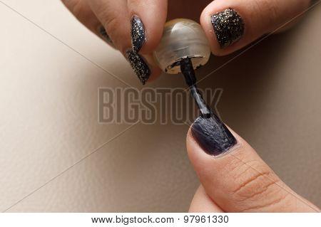 The Making Of Nail Art