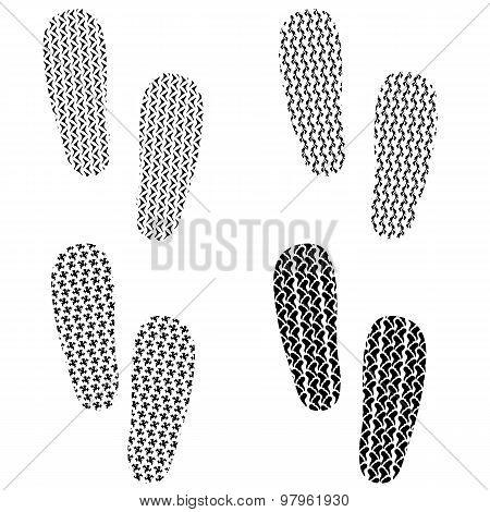 Set of Imprints
