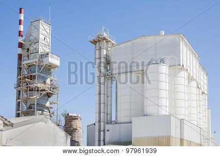 Old Cement Plant