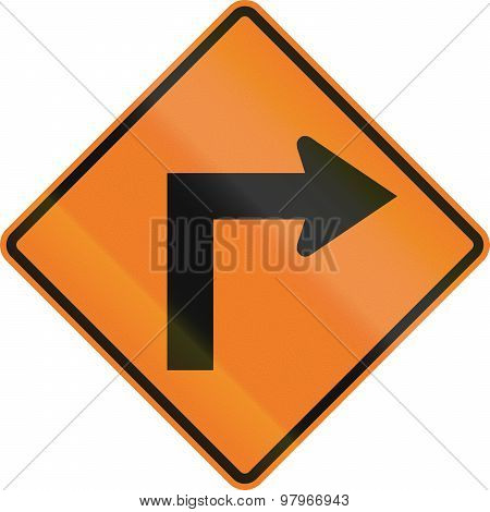 Right Curve Ahead In Canada