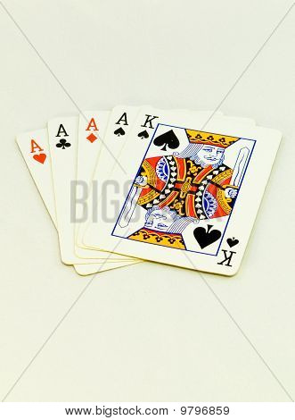 Gambling Cards