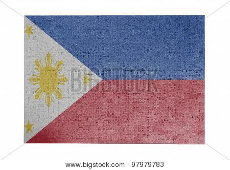 Large Jigsaw Puzzle Of 1000 Pieces- Philippines