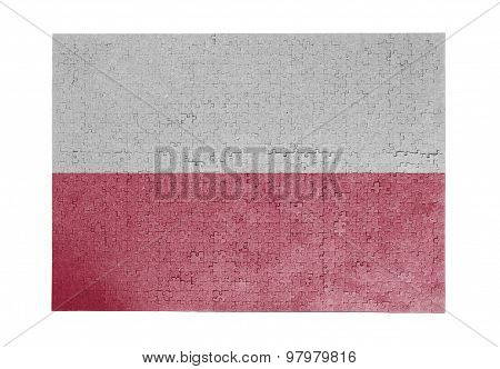 Large Jigsaw Puzzle Of 1000 Pieces- Poland
