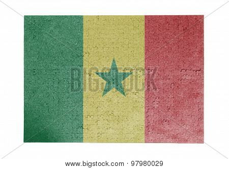Large Jigsaw Puzzle Of 1000 Pieces- Senegal