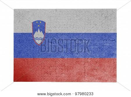 Large Jigsaw Puzzle Of 1000 Pieces- Slovenia