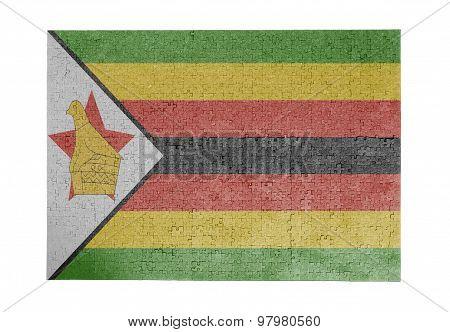 Large Jigsaw Puzzle Of 1000 Pieces - Zimbabwe