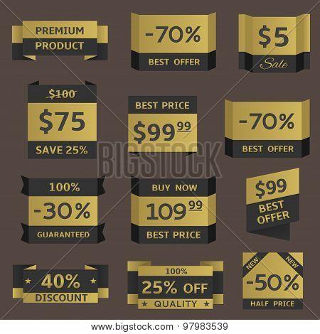 Golden prices