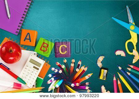Schooling.