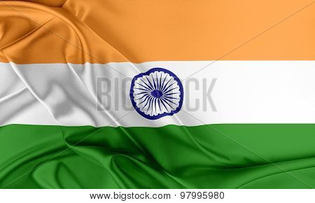 India Flag.