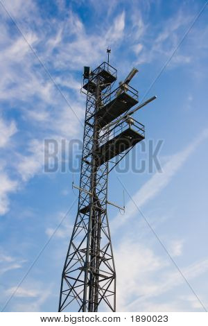 Air/Surface Radar Tower