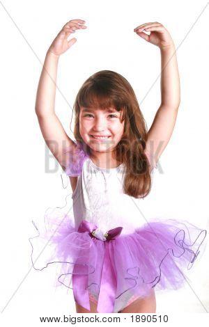 Smiling Ballerina