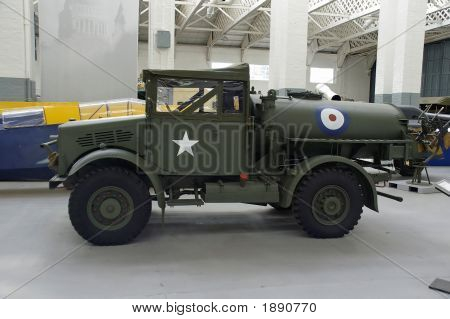 Ww2 Raf Fuel Bowser