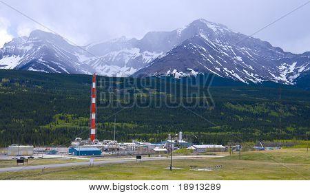 Sour Gas Plant