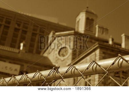 Sepia Jail