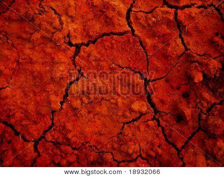 cracky soil  background